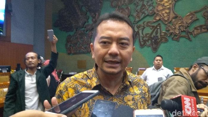 Foto: Ketua Komisi X DPR Syaiful Huda. (Azizah-detikcom)