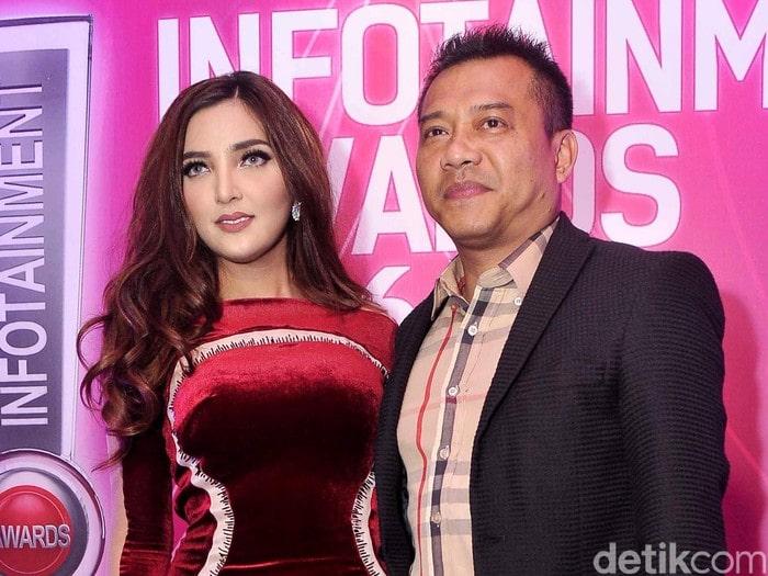 Anang Hermansyah dan Ashanty. Foto: Noel/detikHOT