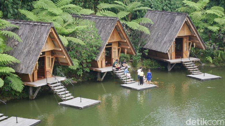 Dusun Bambu Cosarua (Wishnu Pradana/detikcom)