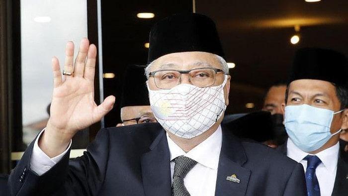 Ismail Sabri Yakoob diangkat jadi PM Malaysia (Foto: AP/FL wong)