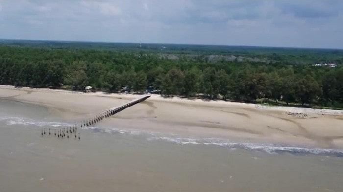 Pulau Rupat, Kabupaten Bengkalis, Riau (Foto: dok. Istimewa)