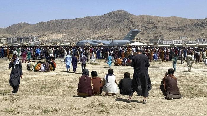 Suasana di Afghanistan usai Taliban berkuasa (Foto: AP Photo/Shekib Rahmani)